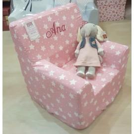 La elefanta y su sillón