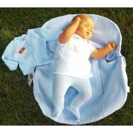 Pelelé Bebé Estrellas Babidu